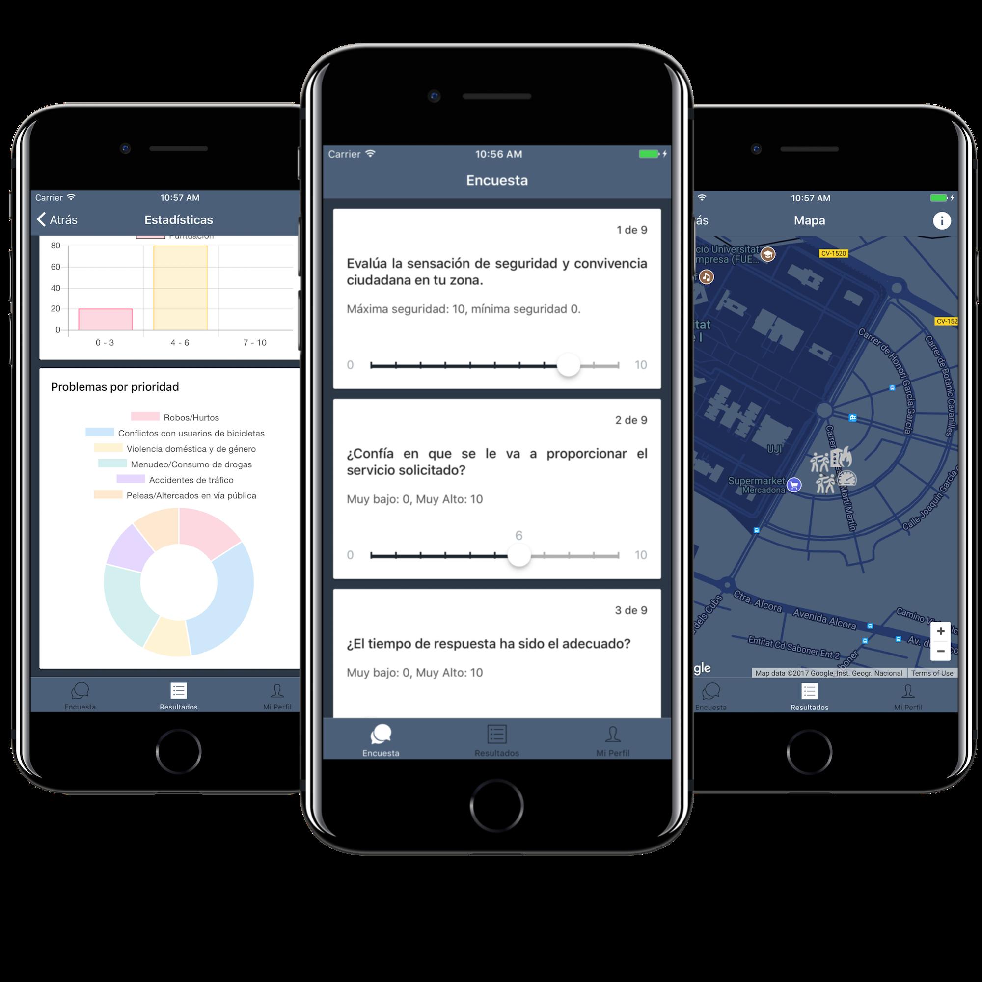 MesPolCS Mobile App
